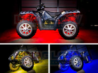 Advanced Million Color ATV Lighting Kit
