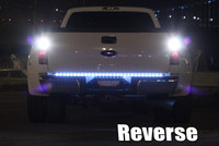 Reverse feature on Tailgate Light Bar