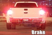 Brake feature on Tailgate Light Bar