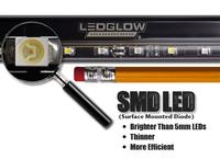 SMD LEDs on Tailgate Light Bar