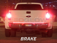 Brake feature on Tailgate Light Bar