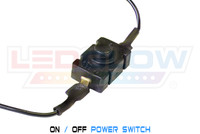 Classic Motorcycle Lighting Power Switch
