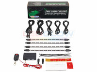 Million Color Pro Interior Lighting Kit Unboxed