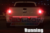 Tailgate Light Bar Running