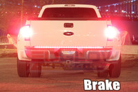 Tailgate Light Bar Braking