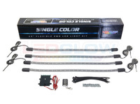 Golf Cart Underbody Light Kit Unboxed