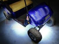 White Golf Cart Lighting Kit