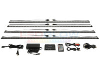 Million Color LED Commercial Lighting Kit Unboxed