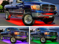 LEDGlow Million Color SMD LED Truck Underbody Lights