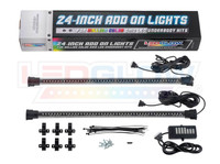 "24"" Million Color SMD Underbody Add-On Tubes Unboxed"