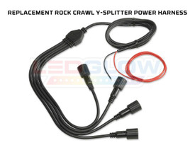 Replacement Rock Crawl Y-Splitter Power Harness