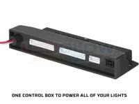 Control Box Powers Underbody, Wheel Well & Interior Lights