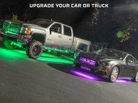 LEDGlow Million Color Car and Truck Underbody Lights