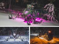 Snowmobile LED Underglow Kit
