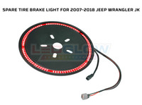 Spare Tire Brake Light for 2007-2018 Jeep Wrangler JK
