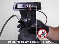 Plug & Play Connectors - No Splice Installation