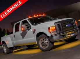Amber Wireless SMD LED Truck Underbody Lighting Kit