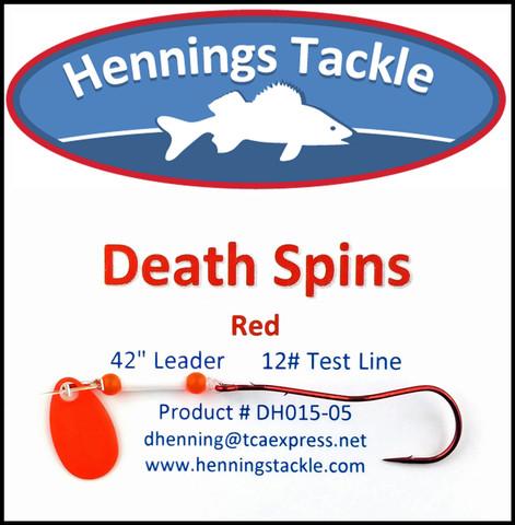 Death Spins - Red