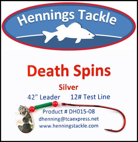 Death Spins - Silver
