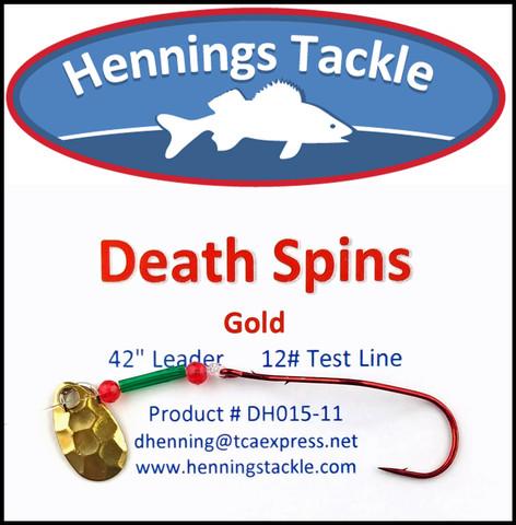 Death Spins - Gold