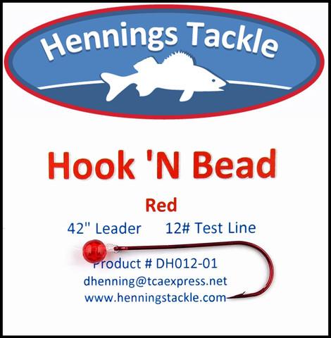 Hook 'N Beads - Red