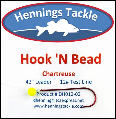 Hook 'N Beads - Chartreuse