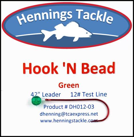Hook 'N Beads - Green