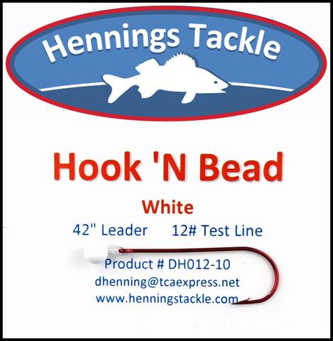 Hook 'N Beads - White