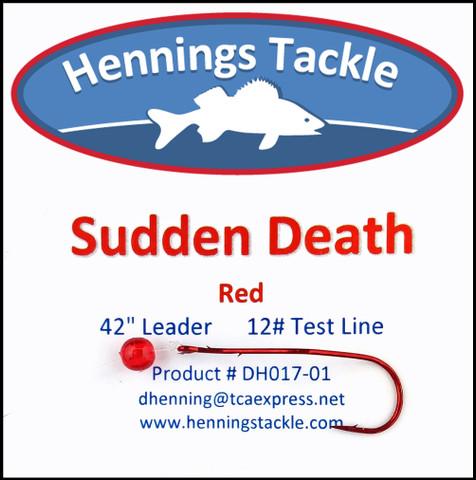 Sudden Death - Red