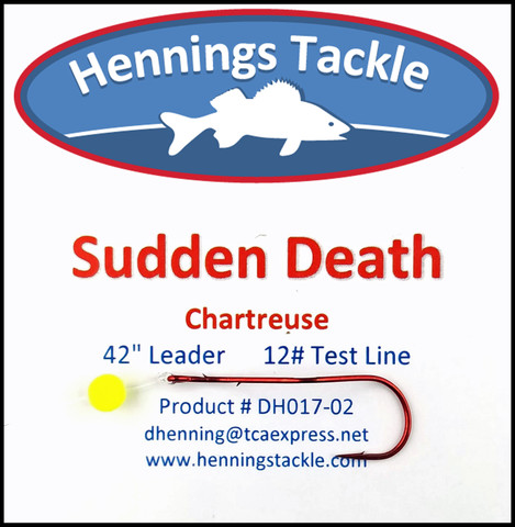 Sudden Death - Chartreuse