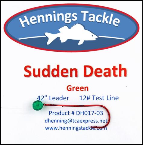 Sudden Death - Green