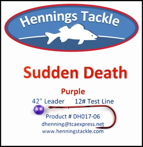 Sudden Death - Purple