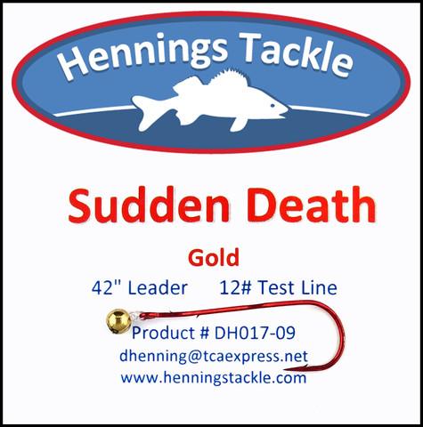 Sudden Death - Gold