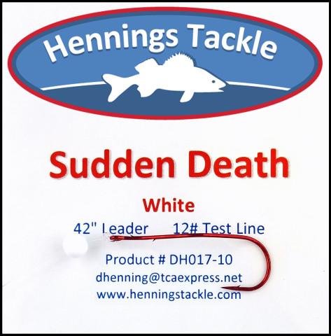 Sudden Death - White