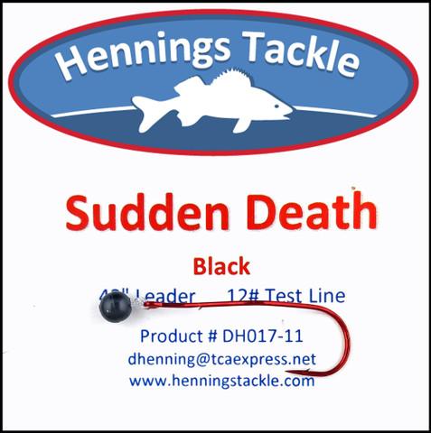 Sudden Death - Black