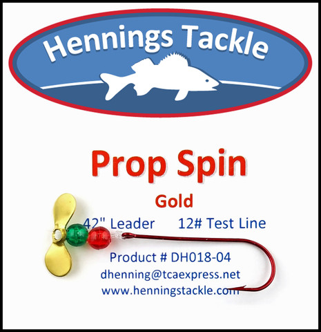 Prop Spins - Gold