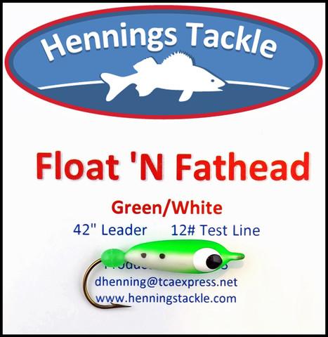 Float 'N Fatheads - Green/White