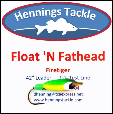 Float 'N Fatheads - Firetiger