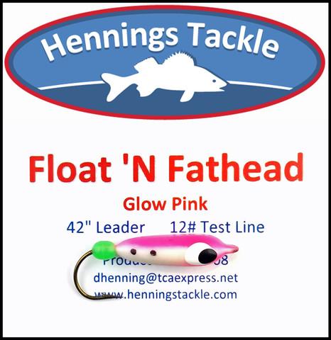 Float 'N Fatheads - Glow Pink