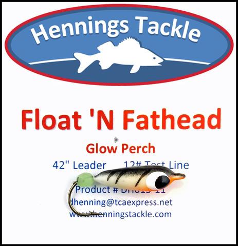 Float 'N Fatheads - Glow Perch