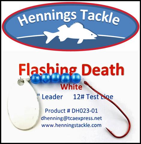 Flashing Death - White