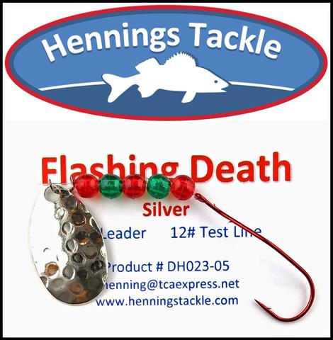 Flashing Death - Silver