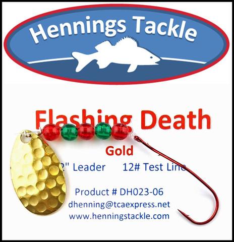 Flashing Death - Gold