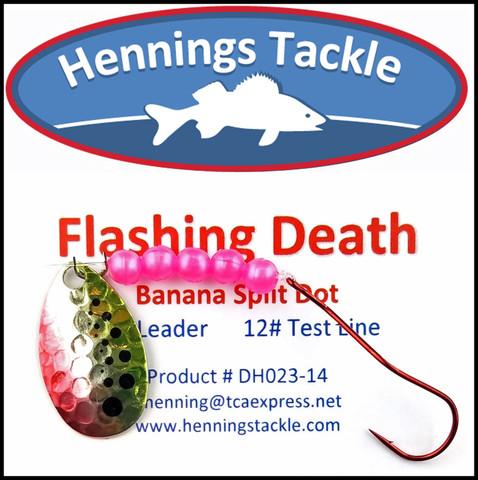 Flashing Death - Banana Split Dot