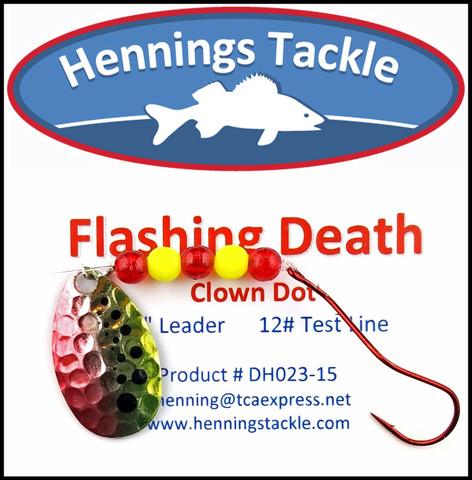 Flashing Death - Clown Dot