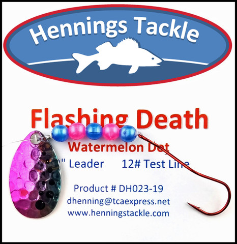 Flashing Death - Watermelon Dot