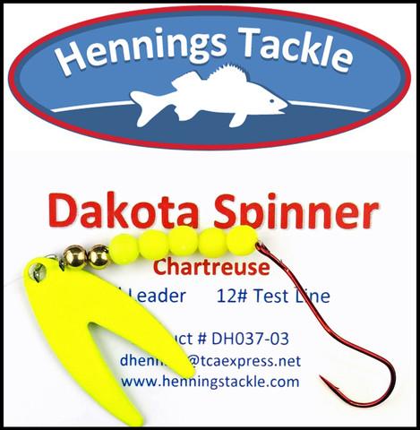 Dakota Spinner - Chartreuse