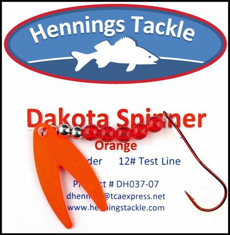 Dakota Spinner - Orange