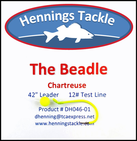 The Beadle - Chartreuse