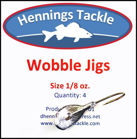 Wobble Jig - 1/8 oz.